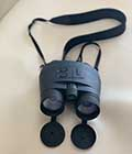 Night vision googles with lens caps